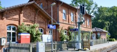 Bahnhof Uslar