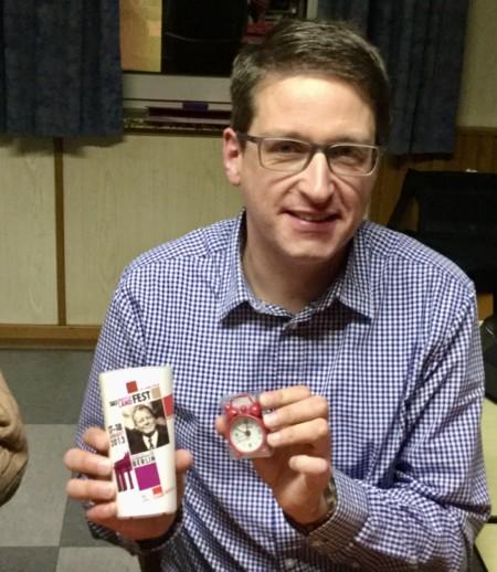 Nominierung Sven Borchert